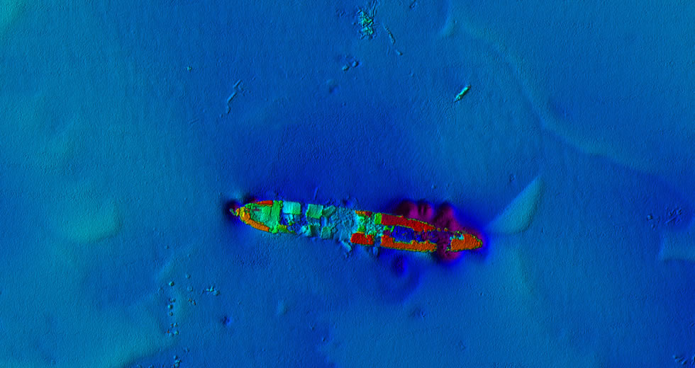 Geodynamics - Coastal hydrographic surveys, GIS, seafloor mapping