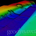hydrographic survey of the marinex dredge