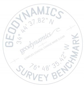 Geodynamics survey benchmark logo