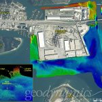 image of a hydrographic map of morehead city state port