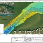 multibeam survey for dredge planning