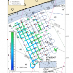 sediment cores offshore locations