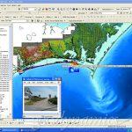 screenshot of GIS