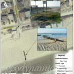 georeferenced photos of outfall pipe