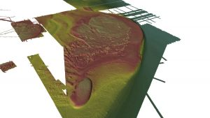 Review & Processing of Multibeam Sonar Data from the Florida Keys National Marine Sanctuary