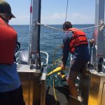 Charleston Harbor Entrance Channel Survey