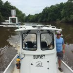 Mobile LiDAR and Hydrographic Streambank Survey